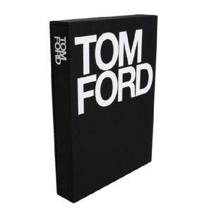 Tom Ford Hardcover – Illustrated